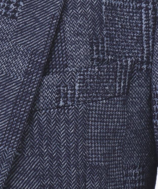 JOSEPH HOMME 【軽量ウールジャージー】パッチジャガードジャージー ジャケット