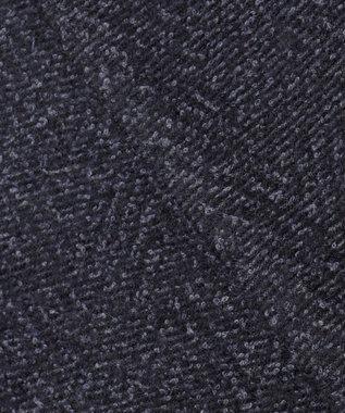 JOSEPH ABBOUD 【キングサイズ】ヘリンボーンパイル ジャケット ネイビー系