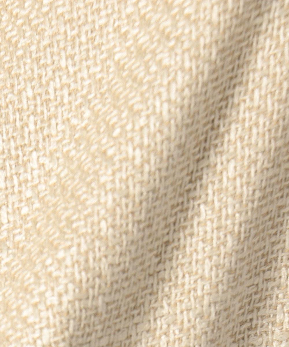 JOSEPH 【17SS/セットアップ対応】 ジャケット COTTON TWEED CLALA COLLAR ベージュ系