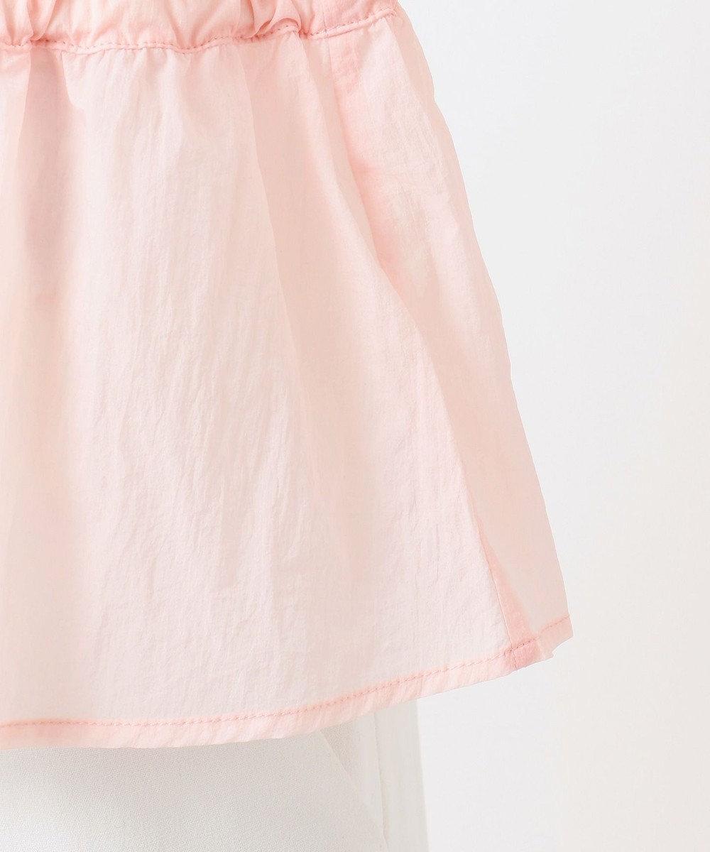 組曲 KIDS 【150-160cm】シアーブルゾン ピンク系