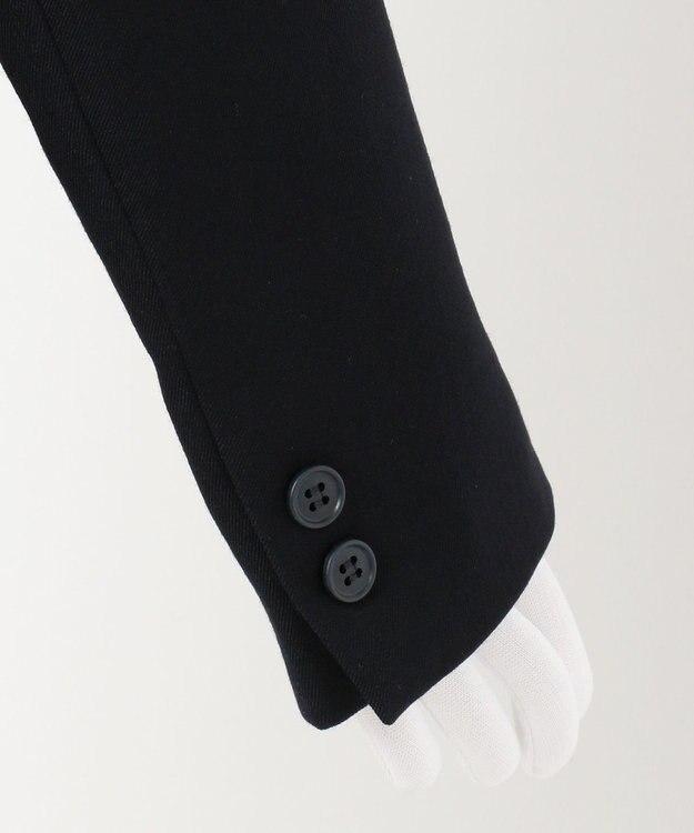 組曲 KIDS 【140-170cm】2/60フレアーギャバ ジャケット(2つボタン)