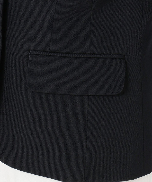 組曲 KIDS 【140-170cm】2/60フレアーギャバ  ジャケット(3つボタン)