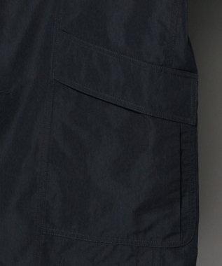 J.PRESS MEN メモリーツイル クラーク リバーシブルジャケット ネイビー系