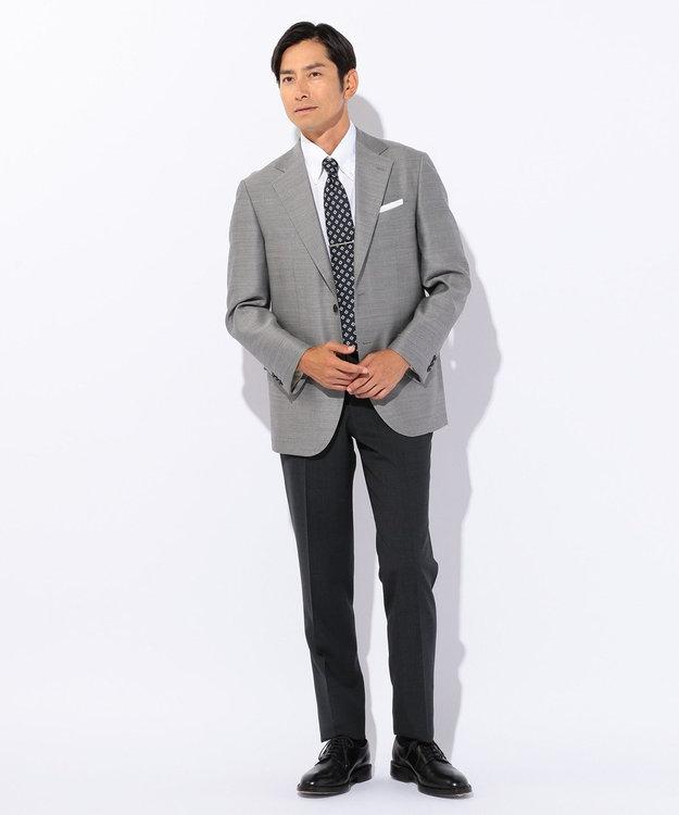 J.PRESS MEN 【マナードシリーズ】マルベリーシルク アンコン ジャケット
