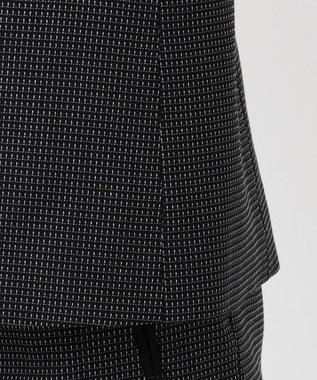 Paul Smith 【セットアップ対応】クロスドットラインテーラリング ジャケット ブラック系