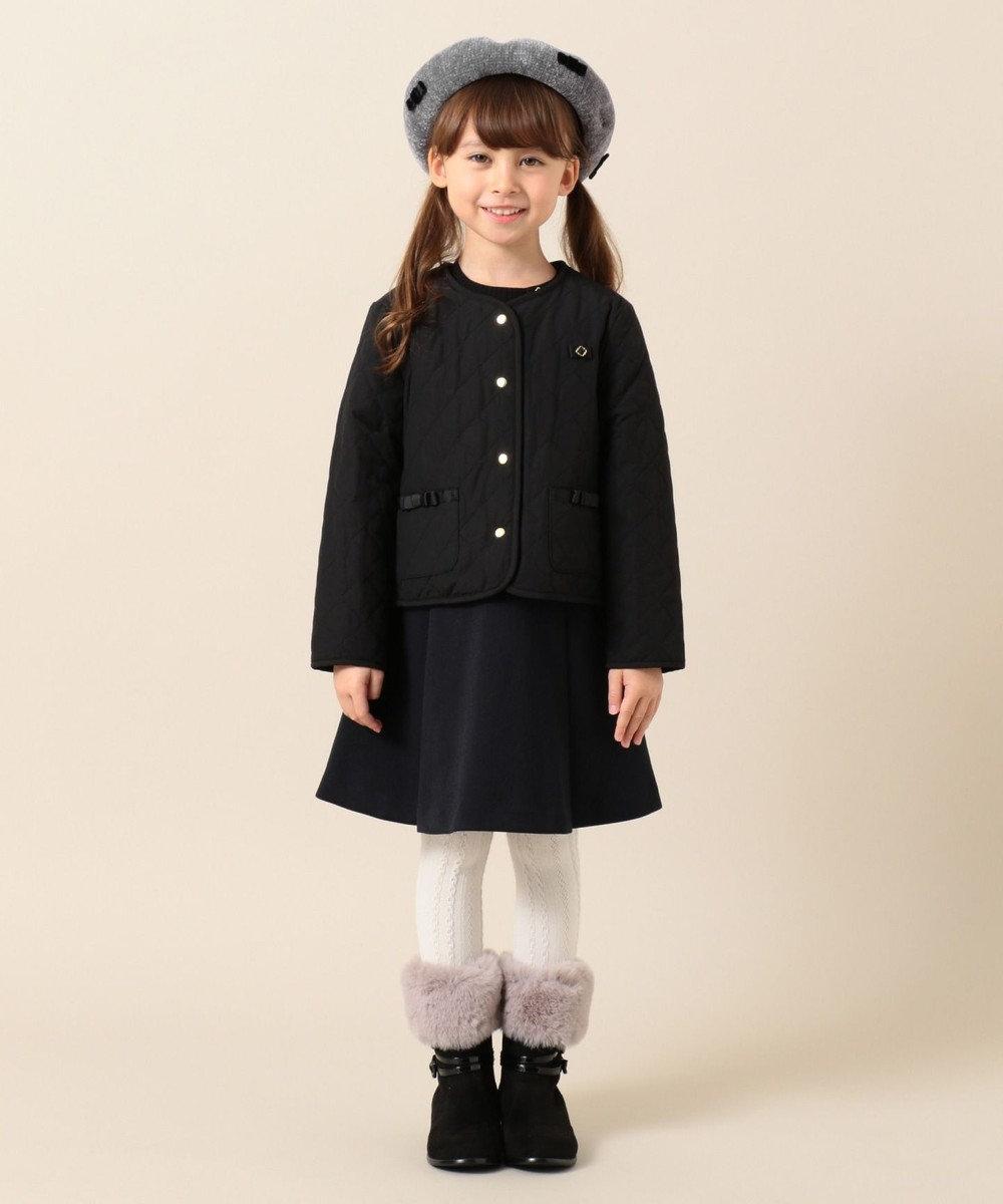 TOCCA BAMBINI 【KIDS】リバーシブル ブルゾン ブラック系