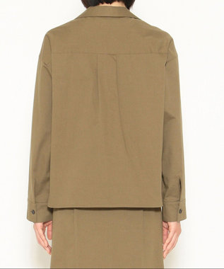 uncrave チノシャツ ジャケット オリーブ系