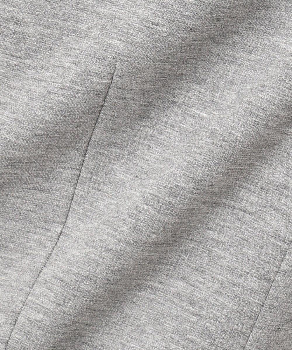 自由区 【機能性あり】COOL WASHABLE フリージャケット ノーカラー(検索番号H23) グレー系