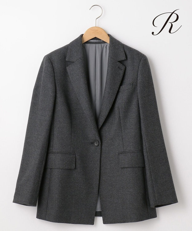 23区 S 【R(アール)】LORO PIANA SAXSONY STRETCH ジャケット