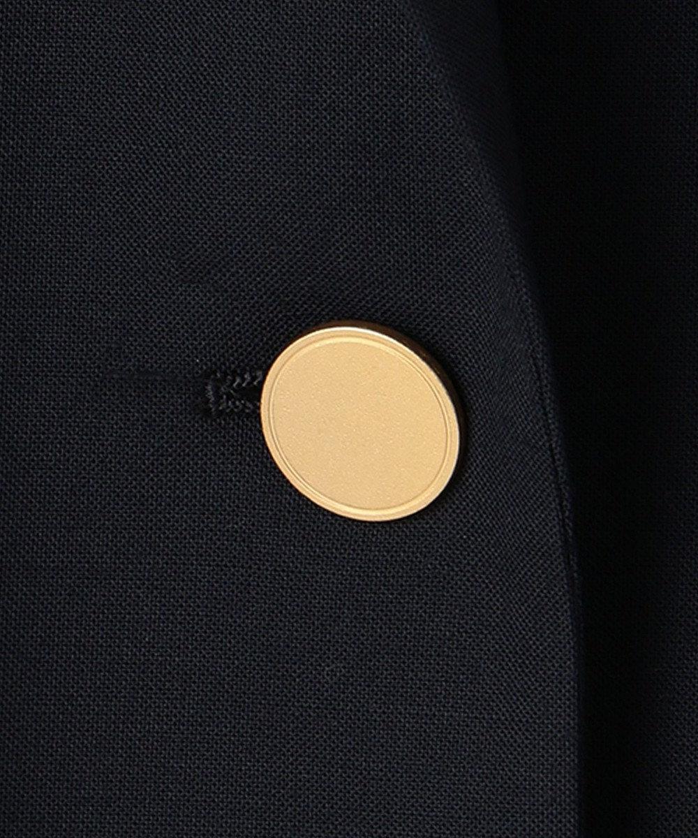 23区 【マガジン掲載】ポリエステルビスコース 紺ブレザー(番号2D25) ネイビー系