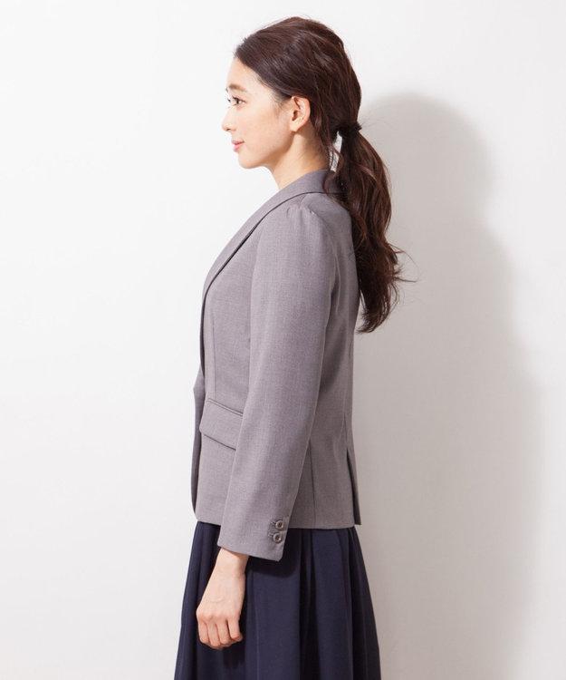 any SiS 【洗える】T/Rショールカラードビー ジャケット