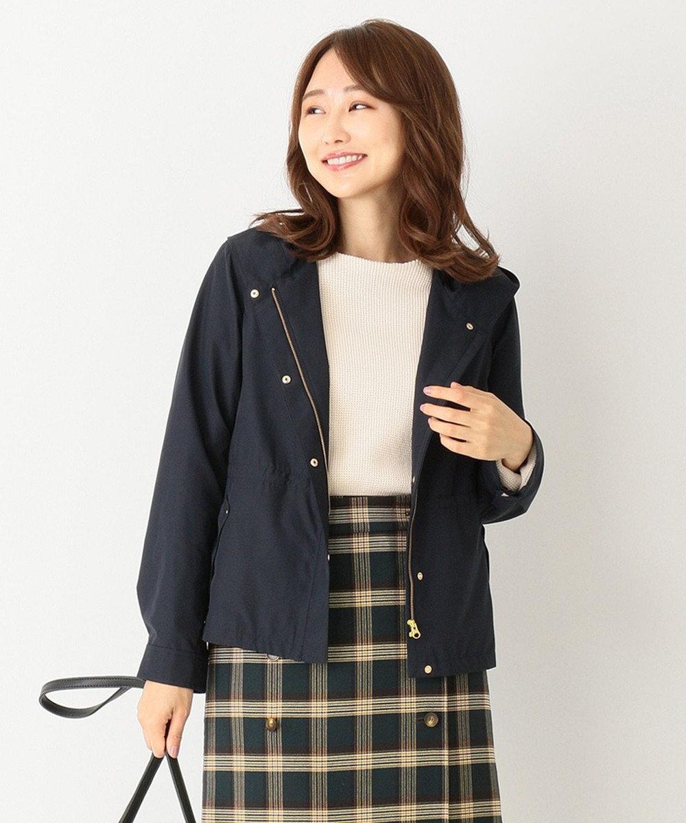any SiS 【UVケア】ライト ブルゾン ネイビー系