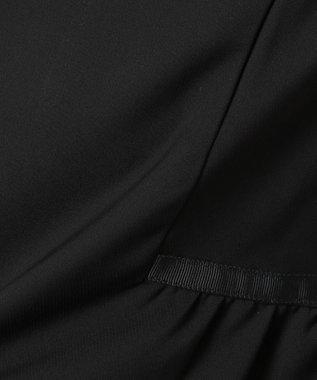 any SiS 【洗える】セレモニーノーカラー ジャケット ブラック系