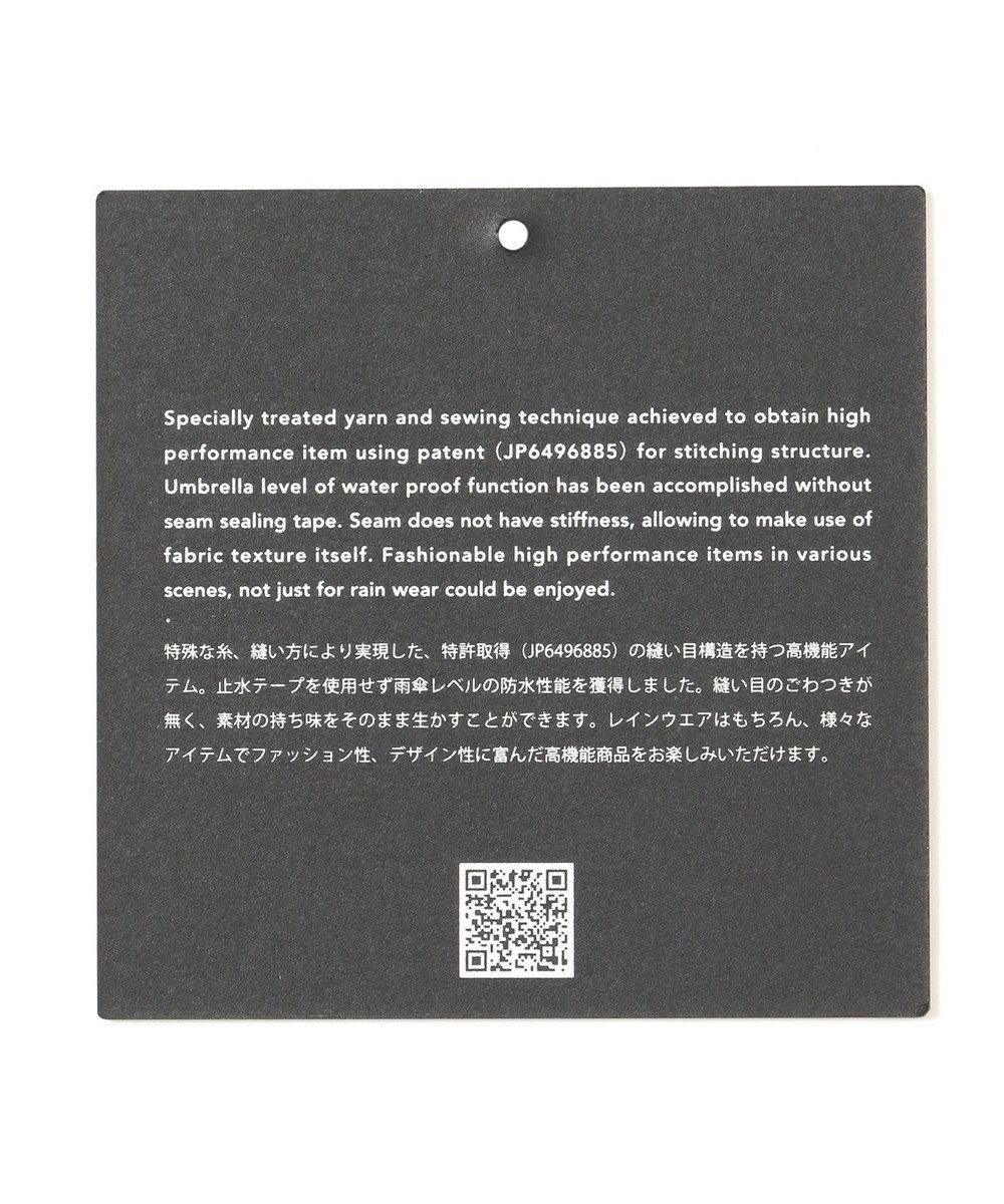 組曲 S 【Oggi4月号掲載】ARSスパンライクタイプライター 撥水フーデットブルゾン ネイビー系