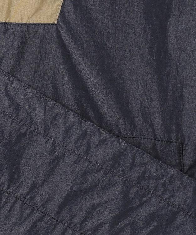 JOSEPH ABBOUD 【OCEANS6月号掲載 JOSEPH ABBOUD MOUNTAIN】ライトワッシャー ブルゾン ブルー系