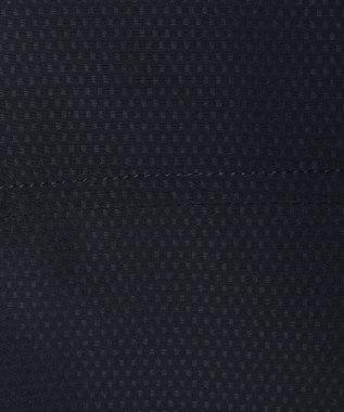 CK CALVIN KLEIN MEN ナイロンフィラメントピケパーカー ブルゾン ネイビー系