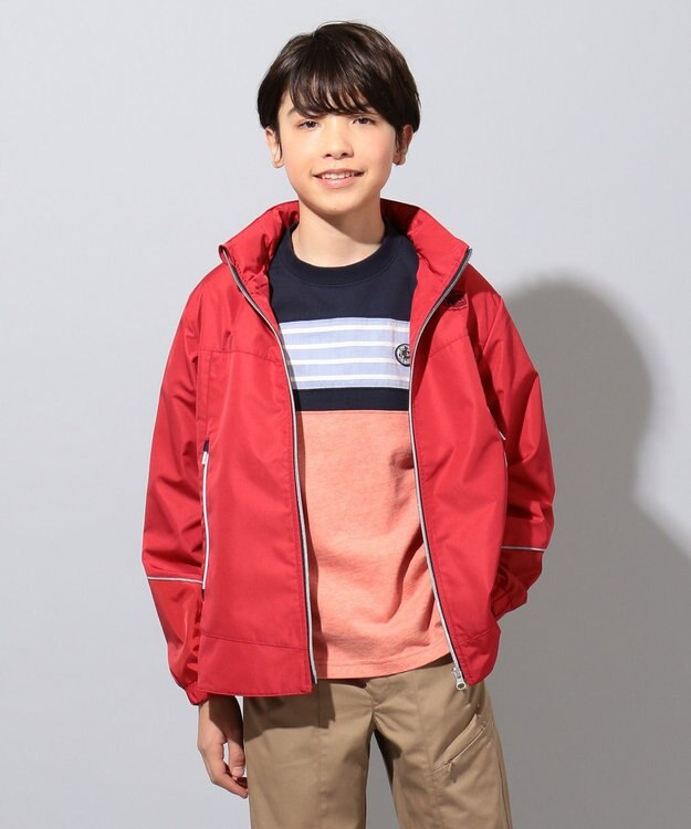 J.PRESS KIDS 【撥水/140-170cm】ハイマルチタフタ ブルゾン