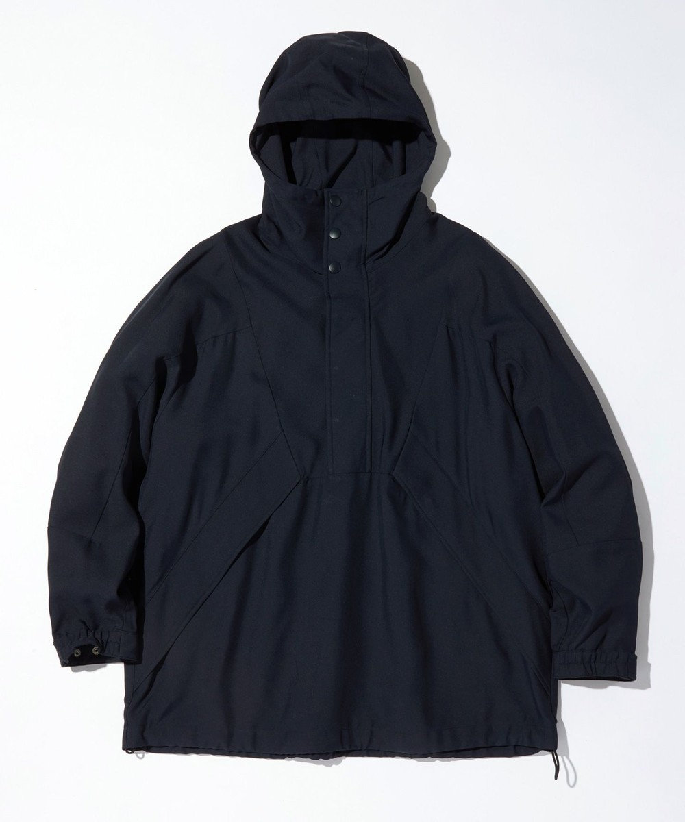 J.PRESS MEN 【J.PRESS ORIGINALS】ANORAK / HIGH TWIST TWILL T/R ネイビー系