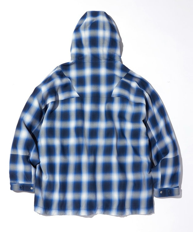 J.PRESS MEN 【J.PRESS ORIGINALS】ANORAK / HIGH TWIST TWILL T/R ネイビー系3
