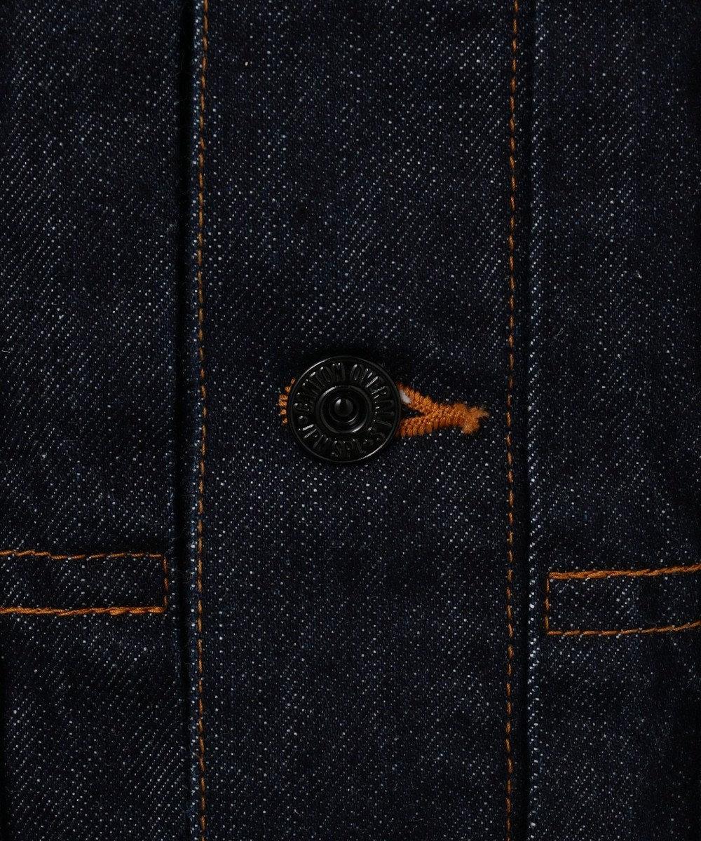 J.PRESS MEN 【CANTON】オリジナルデニム ジャケット ネイビー系