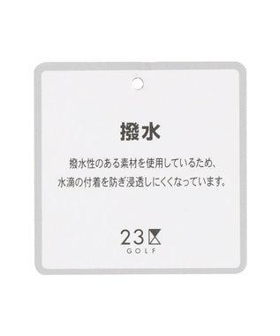 23区GOLF コスパ◎【WOMEN】【撥水/ストレッチ/防水】WEB限定 プルオーバー ブラック系