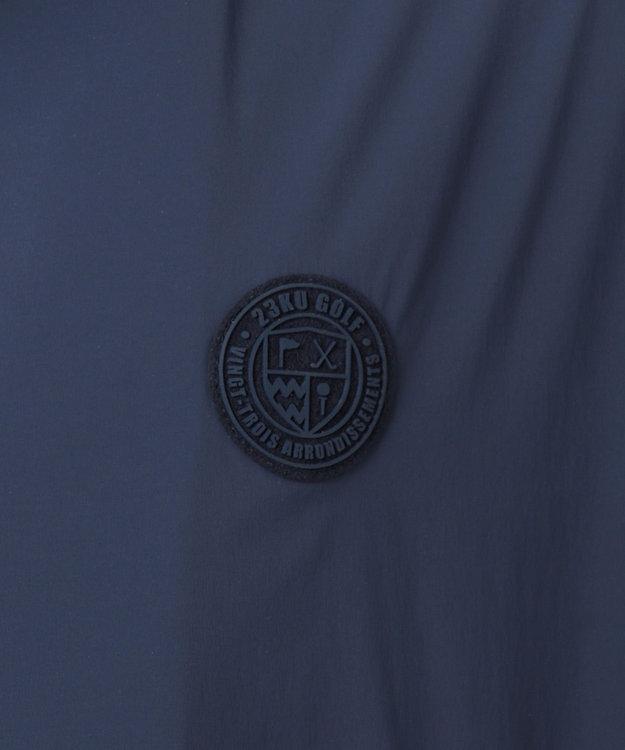 23区GOLF 【MEN】【ストレッチ/撥水】【ポケッタブル仕様】パンチング ブルゾン