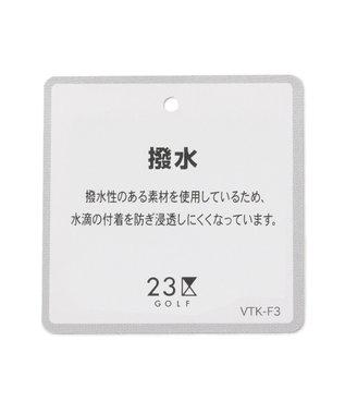 23区GOLF 【MEN】【軽・伸・暖・撥水】モーションダウン アウター ブラック系5