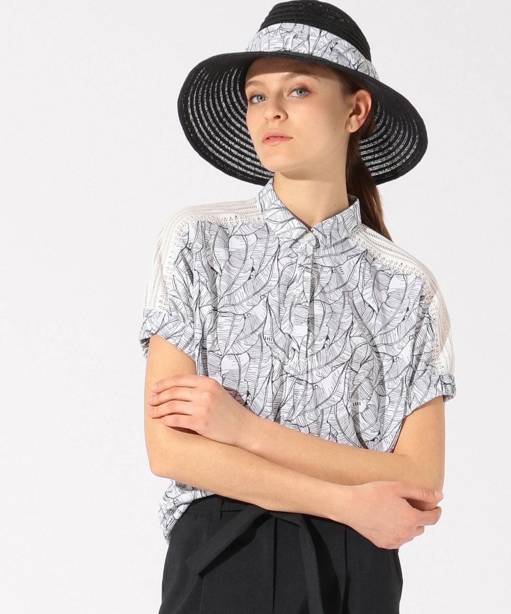DAKS GOLF 【WOMEN】リーブス ポロシャツ ホワイト系5