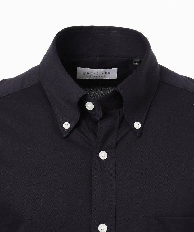 GOTAIRIKU 【WEB限定】クールマックス  カラミ ポロシャツ