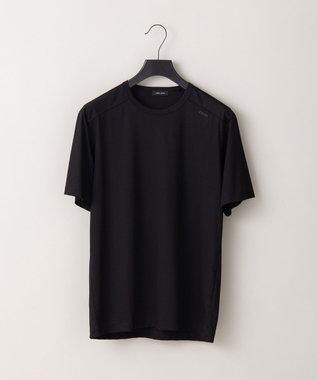 JOSEPH HOMME コットンソフィア クルーネック Tシャツ ブラック系