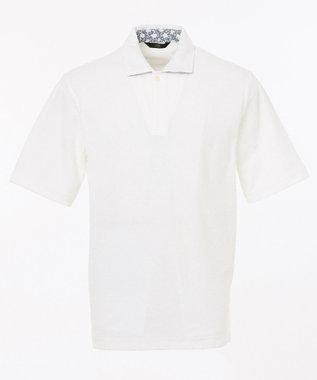 ランダムパイルポロシャツ