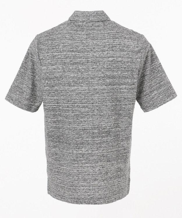 23区HOMME ランダムパイルポロシャツ
