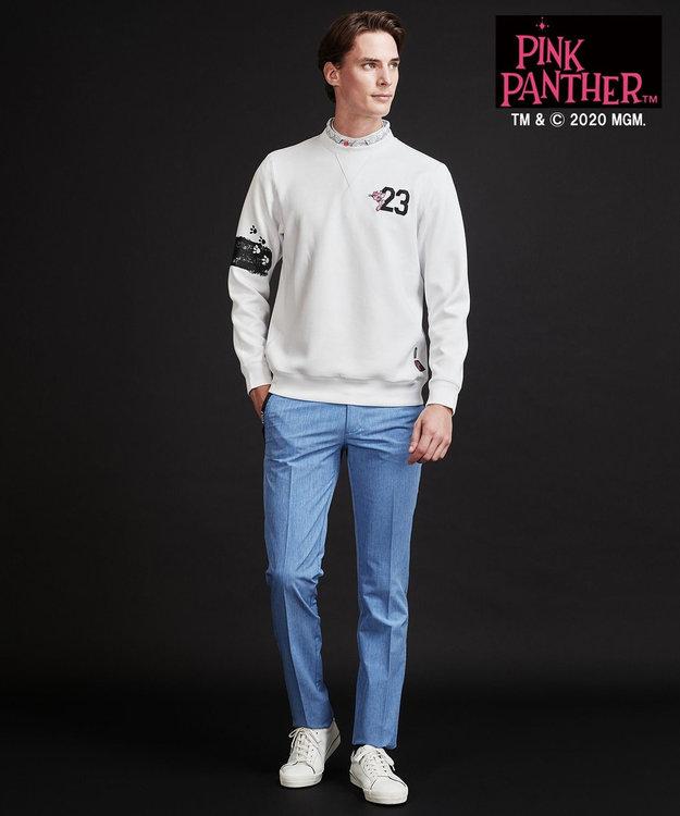 23区GOLF 【23区GOLF× pink panther】【MEN】ピンクパンサー総柄シャツ