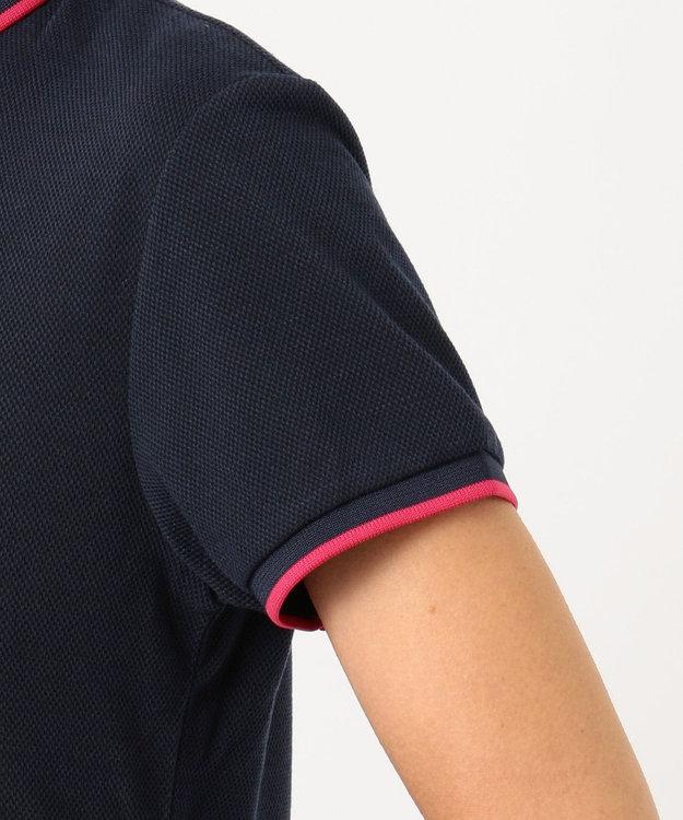 23区GOLF 【WOMEN】【WEB&一部店舗限定】ポロシャツ