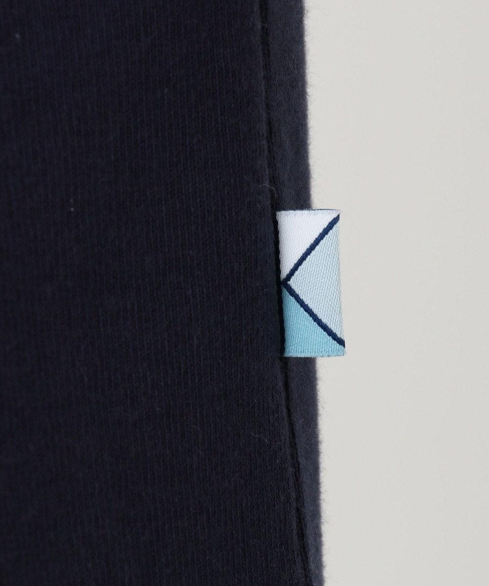 組曲 【東原亜希さん着用/KMKK】コットンフライス カットソー(番号KJ26) ネイビー系