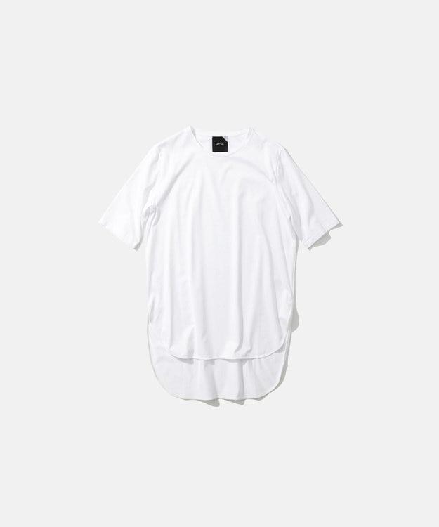 ATON SUVIN 60/2 | ラウンドヘムTシャツ