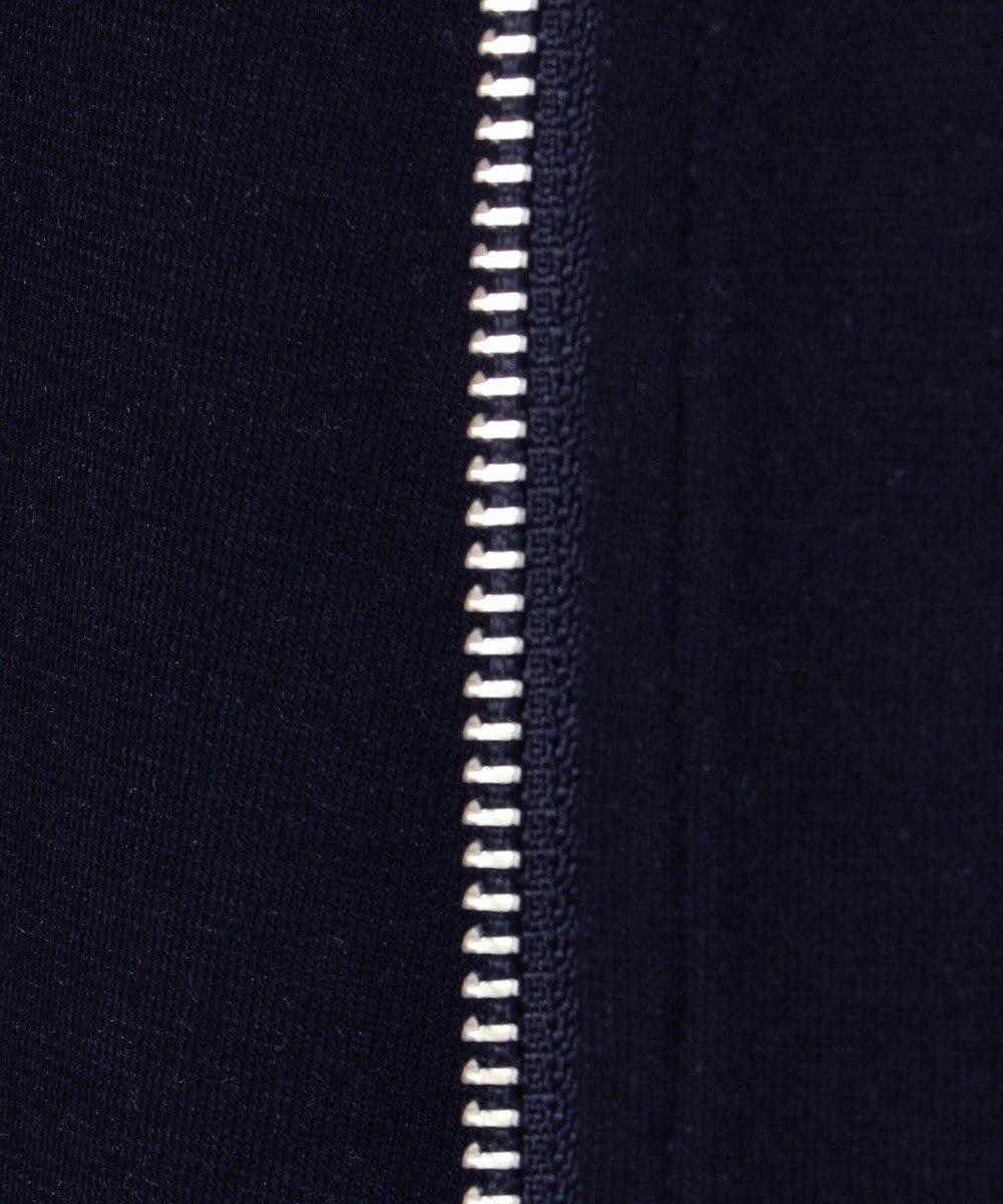 CK CALVIN KLEIN MEN 【新田真剣佑さん着用】テンセルスキューバ ロゴ ZIP パーカー ネイビー系