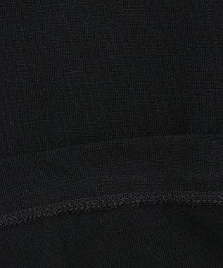 CK CALVIN KLEIN MEN ギザブレンドジャージー スタンプロゴグラフィック カットソー ブラック系