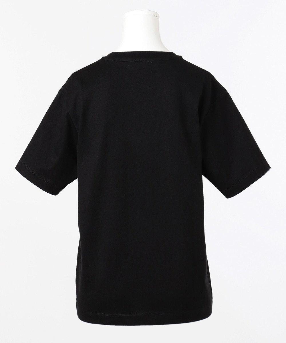 CK CALVIN KLEIN MEN 【WEB限定】【UNISEX】TOKYOスカイライン シンボルロゴ Tシャツ ブラック系