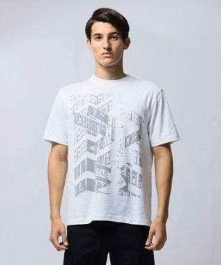 CK CALVIN KLEIN MEN 【プリント】フォトグラフィック Tシャツ ホワイト系5