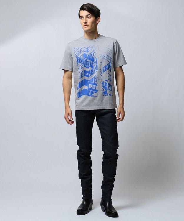 CK CALVIN KLEIN MEN 【プリント】フォトグラフィック Tシャツ