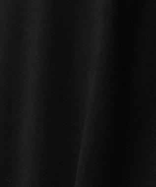 CK CALVIN KLEIN MEN EMBラインパラレルドジャージー Tシャツ ブラック系