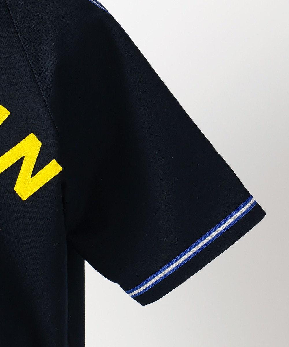 CK CALVIN KLEIN MEN 【WEB&一部店舗限定】パラレルドジャージー カットソー ネイビー系