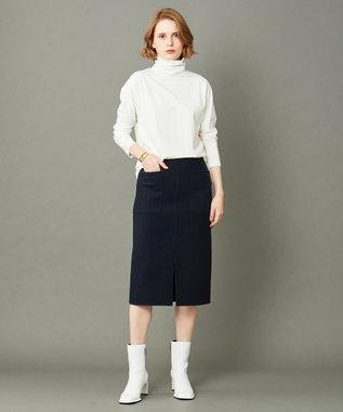 BEIGE, 【eclat10月号掲載】BANGOR / カットソー White