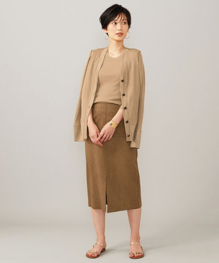 BEIGE, 【S-size】FORD / ロングスリーブカットソー Camel