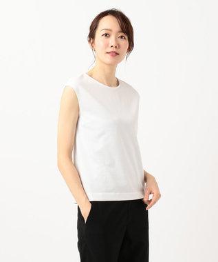 ICB 【VERY3月号掲載】Superior Cotton カットソー ホワイト系