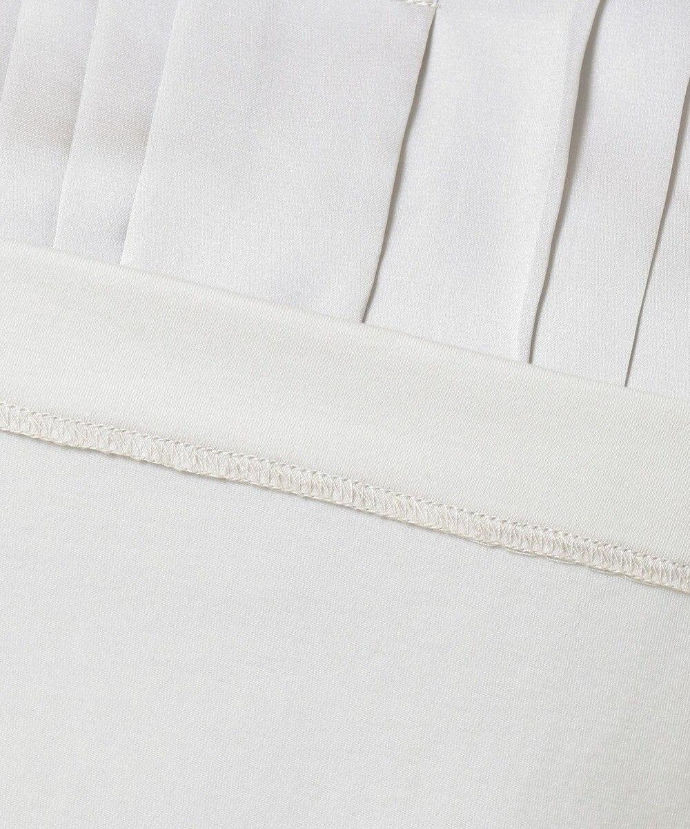 ICB Light Fabric Combi 半袖カットソー ベージュ系