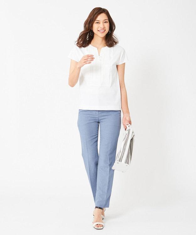 ICB Light Fabric Combi 半袖カットソー