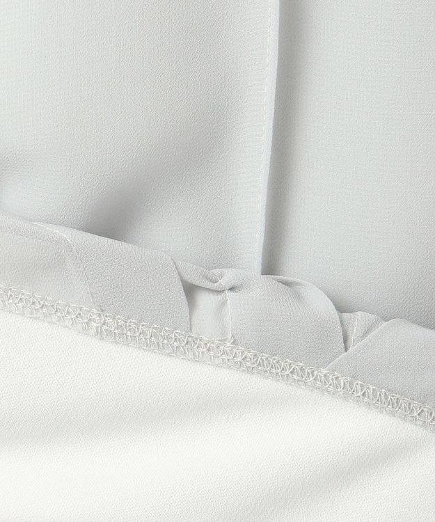 ICB L Fabric Combi Jersey ドレープカットソー