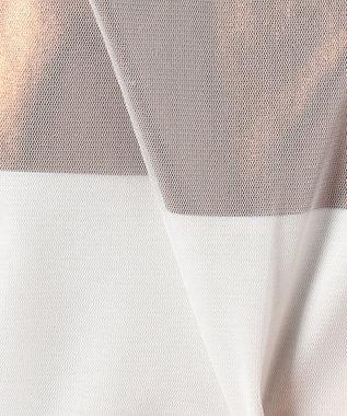 ICB 【洗える】Foil Print カットソー ゴールド系1